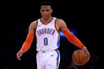 """Russell Westbrook On Criticism: """"Blessed With Talent To Not Give A F*ck"""""""