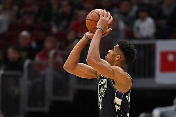 Giannis Antetokounmpo Says It Takes A Whole Team To Stop Him