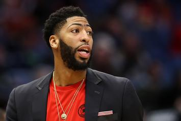 Pelicans Didn't Do Anthony Davis Trade With Lakers Because Of Leaks: Report
