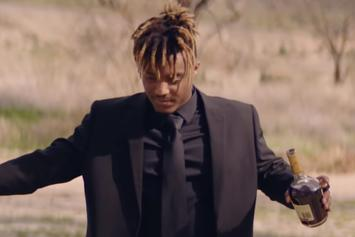 "Juice WRLD Stuffs His Face With Emo Baggage In The ""Robbery"" Video"