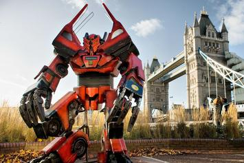"Netflix Announces ""Transformers"" Origin Series Slated For 2020"