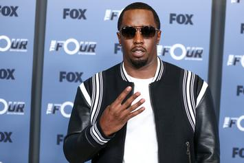Diddy A.K.A. #SinglePuff Drops Off Valentine's Day Playlist