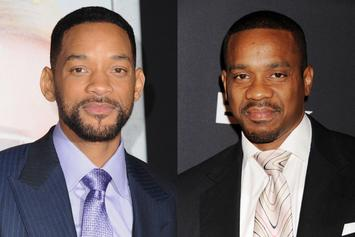 Will Smith Forced To Submit Financial Records In Duane Martin's Fraud Lawsuit