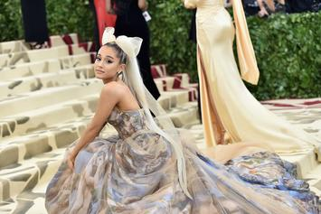 Ariana Grande Ties The Beatles With Top 3 Billboard Record