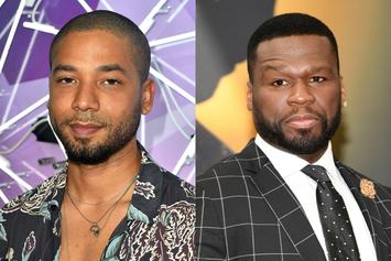 "50 Cent Takes Aim At Jussie Smollett As ""Gay Tupac"" Following Indictment Reports"