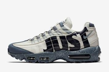 "Mt. Fuji Nike Air Max 95 To Come With ""Just Do It"" Branding"