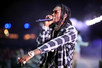 "Offset Opens Up About Cardi B And New ""Father Of 4"" Album"