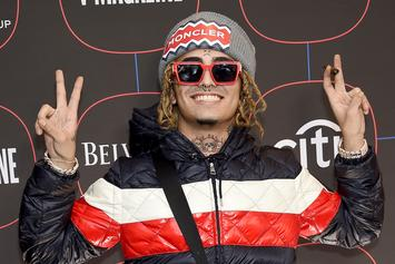 "Lil Pump Threatens To Sue ""Racist"" Cop Following Airport Arrest"