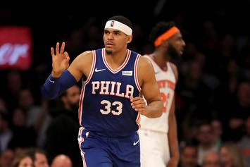 """Tobias Harris Says The 76ers Are """"Ready To Bring It"""" For Final Stretch Of Season"""