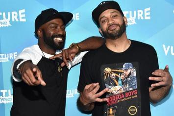 Desus & Mero's Late Night Series Debut Earns Some Early Praise