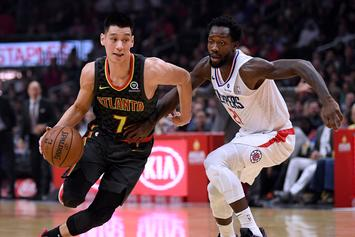"""Jeremy Lin Says """"It Kind Of Sucks"""" To Be The Only Asian Player In The NBA"""