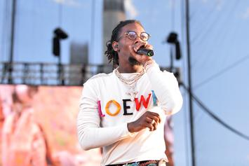 "Offset Reveals That Fatherhood Was ""Tough At First"""