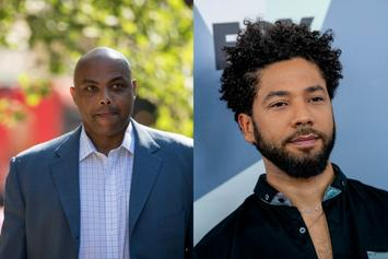 Charles Barkley Accuses Jussie Smollett Of Betraying Black & LGBTQ Communities