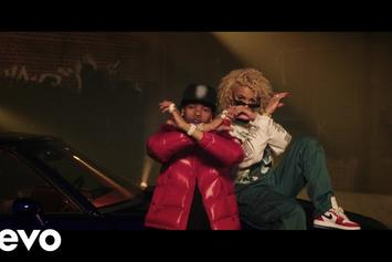 """DaniLeigh And Lil Baby Come Together for """"Lil Bebe (Remix) Video"""