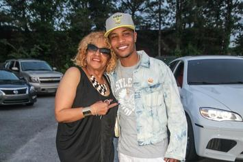 T.I. Shares Last Text Message His Sister Precious Harris Ever Sent Him