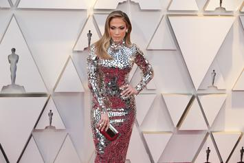 Jennifer Lopez Rocks Two Stunning Outfits On Oscar Night