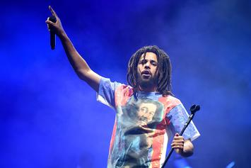 """J. Cole Aims To Release """"Revenge Of The Dreamers 3"""" In April"""