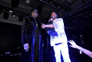 """Drake, Diddy & Naomi Campbell Rep """"Black Excellence"""" In New Photo"""