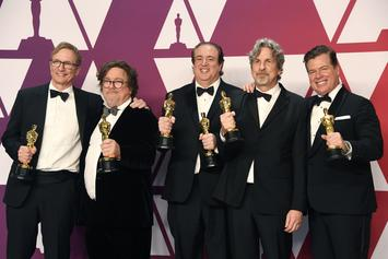 """""""Green Book"""" Producer Loses It In Bile-Fueled Email Sent To Film Critic"""