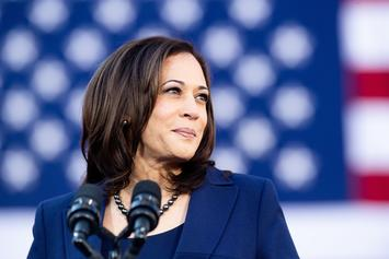 "Kamala Harris' Father Condemns Her Weed Comments As A ""Travesty"""