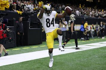 San Francisco 49ers Are Not In Play For Antonio Brown: Report