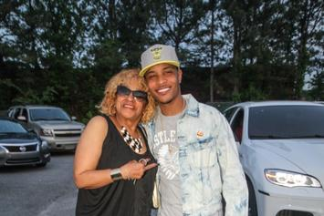 T.I.'s Sister Precious Harris' Car Accident Caused By Asthma Attack