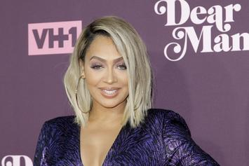 """Lala Anthony & Mel B. Don't Hold Back On """"Drop The Mic"""" Freestyle Battle"""