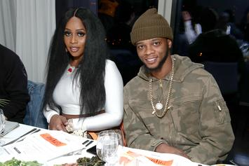 "Remy Ma & Papoose Reveal ""The Golden Child's"" Full Name"
