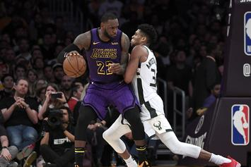 Milwaukee Bucks Clinch Playoff Berth In Win Over Floundering Lakers