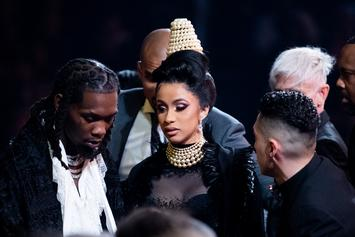 "Offset's Baby Mom Shya L'amour Credits Cardi B With ""Helping Him Grow"""