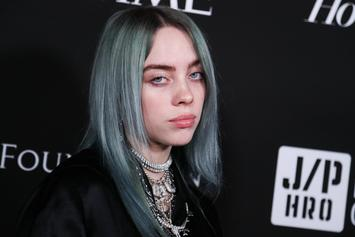 "Billie Eilish Calls Vans ""Small D*** Energy"" On ""Sneaker Shopping"""