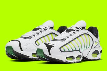 """Nike Air Max Tailwind IV Coming In """"Volt"""" Colorway"""