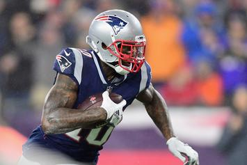 Josh Gordon Is Going Hard In The Gym As He Eyes NFL Comeback