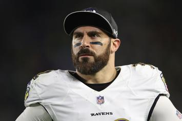 Eric Weddle Cut By Ravens, Plans To Play Next year