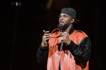 R. Kelly's Judge Steps Down From Mississippi Sheriff's Case Over Alleged Affair