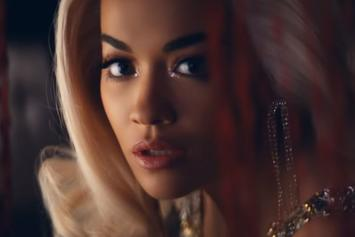 """Rita Ora Plays Multiple Roles In Her Video For """"Only Want You"""" Ft. 6LACK"""