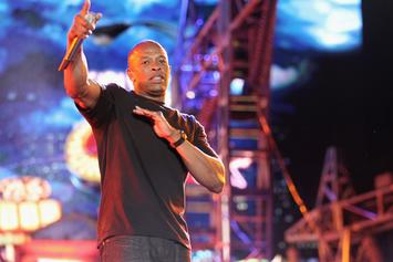 """Where Is Dr. Dre? Tracking His Movements Since """"Compton"""""""