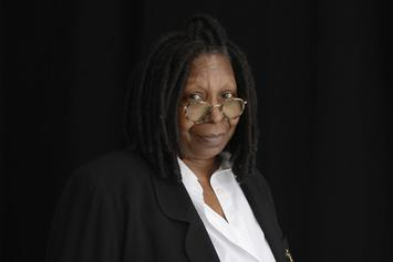 "Whoopi Goldberg Says She Was ""Very Close"" To Dying Due To Pneumonia"