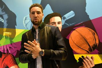 Klay Thompson Rips Warriors Fans For Not Giving Enough Energy