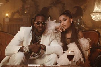 "2 Chainz & Ariana Grande Release Fun-Loving ""Rule The World"" Video"