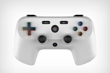 Google Has Been Issued A Patent For A Game Controller