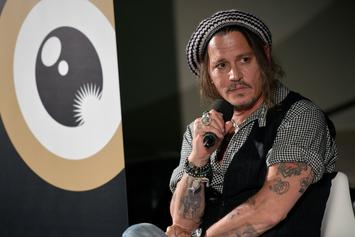 "Johnny Depp's Bandmate Says Accusations Against Actor Are ""Just Bull"""