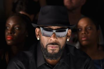 R. Kelly's Ex-Girlfriend Says He Whipped Her & Ripped Out Her Hair