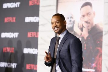 """Will Smith Busts It Down To """"Thotiana"""" To Celebrate Instagram Being Back Up"""