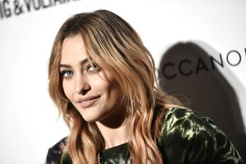 """Paris Jackson Denies Being A """"Junkie Meth Alcoholic"""" After Public Fight With Boyfriend"""