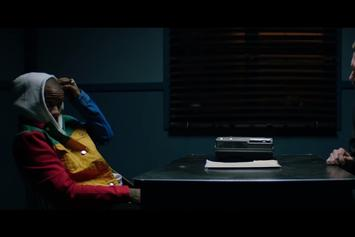 """Tory Lanez Gets """"Freaky"""" In The Interrogation Room"""