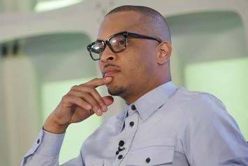 """T.I. Resumes Filming """"Family Hustle"""" After Passing Of His Sister"""