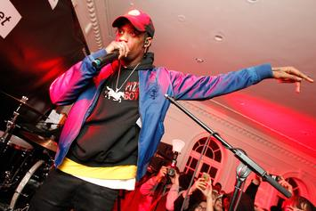 Travis Scott Affirms His Loyalty By Wearing Kylie Jenner T-Shirt