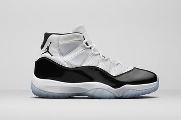 "Air Jordan 11 ""Concord"" Restock Announced For Today"