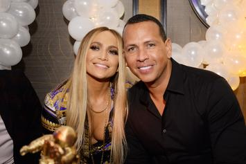 Jennifer Lopez Breaks Silence On Alex Rodriguez Engagement